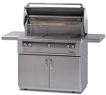 Alfresco 42-inch Standard Cart for ALX2 Grills