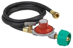 Bayou Classic 5HPR-30 - 30 PSI Regulator / Hose / Valve