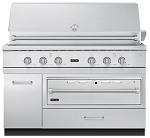Viking 54 Inch Grill Base With Warming Drawer Option - $2189