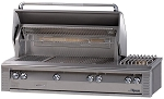 Alfresco 56 Inch Grill with Side Burner- NG
