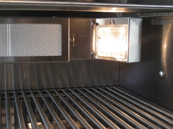 Summerset Trl 38 Inch Propane Gas Grill W Rotisserie And