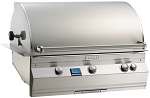 Fire Magic Aurora A790i Natural Gas Grill w/ Rotisserie Backburner