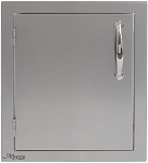 Alfresco 17-inch Left Single Access Door