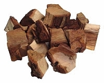 Pecan Wood Chunks - 1/2 Cu Ft