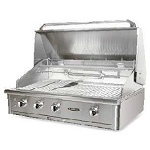 Capital Precision Series 40 Inch Natural Gas Grill with Rotisserie