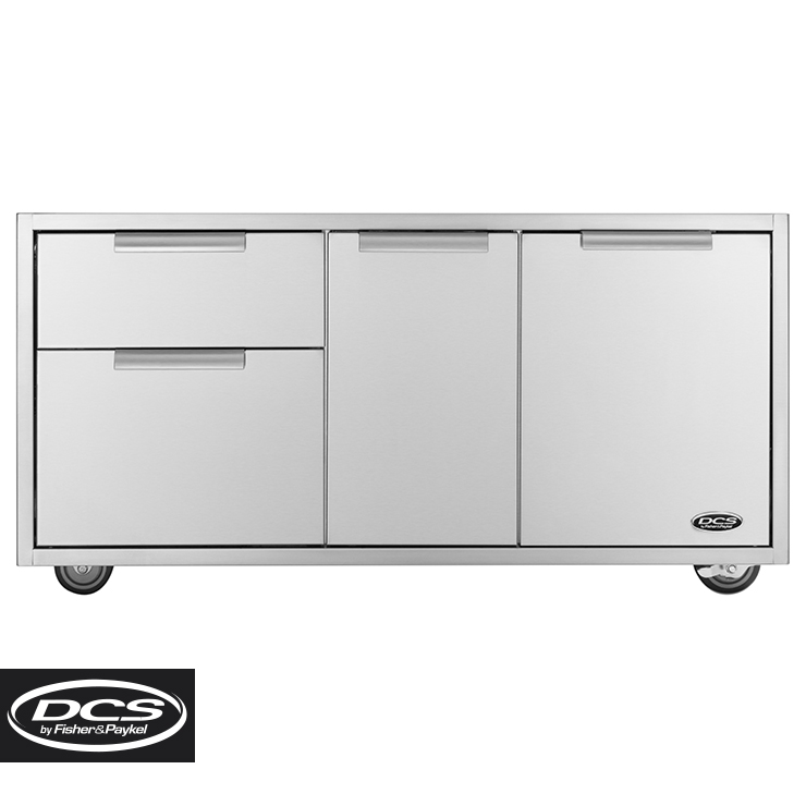 48 Inch Cad Grill Cart