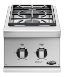 DCS 13 Inch Built In Natural Gas Double Side Burner