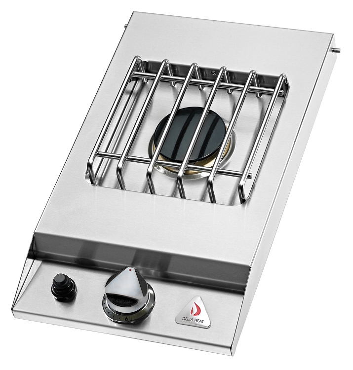 Delta Heat Propane Gas Single Side Burner