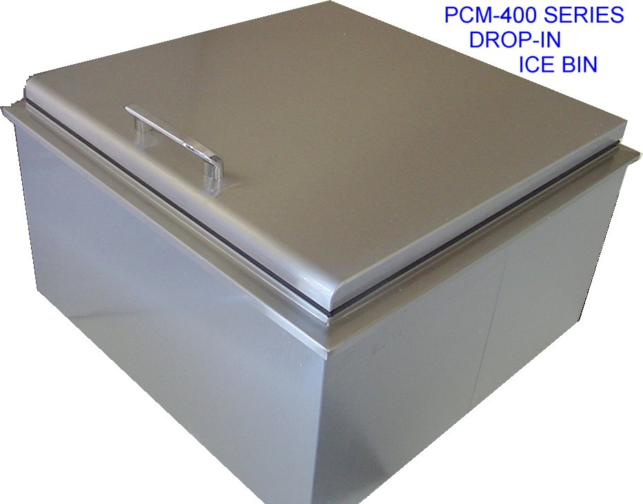 Bbq island 18 inch drop in cooler 260 series for Drop in cooler for outdoor kitchen