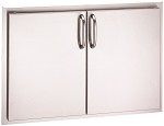 Fire Magic Stainless Steel Double Access Door