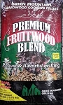 Green Mountain Grills Wood Pellets - Premium Fruitwood Blend - 25 lbs