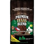 Green Mountain Grills Wood Pellets - Premium Texas Blend - 25 lbs