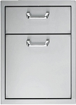 Lynx 16 Inch Double Drawer