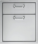 Lynx 19 Inch Double Drawer