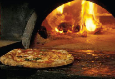 Wood Fired Pizza Class