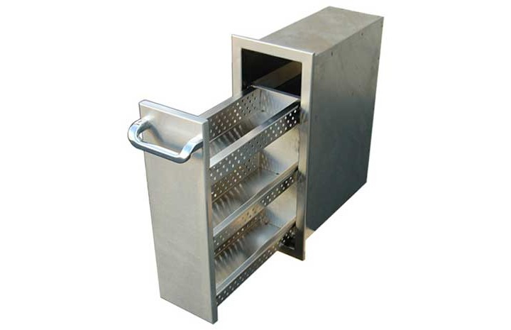 Bbq Island Pull Out Spice Rack 260 Series