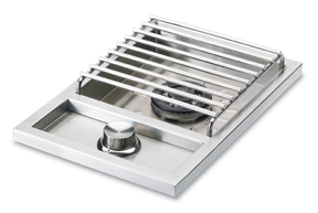 Lynx Sedona L500 Single Side Burner-LP