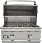 Sole 26 Inch Natural Gas Grill