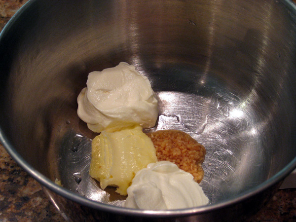 Mashed Potatoes Ingredients Added