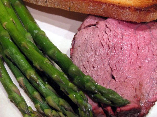 Smoke Beef Tenderloin