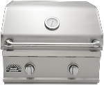 Sole 26 Inch Luxury TR Propane Gas Grill