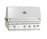 Summerset TRL 32 Inch Propane Grill with Rotisserie and Lights