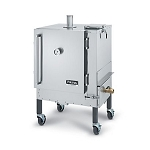 Viking 36 Inch Portable Charcoal Smoker - $3548