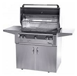 Alfresco 36-inch ALX2 Natural Gas Grill on Cart