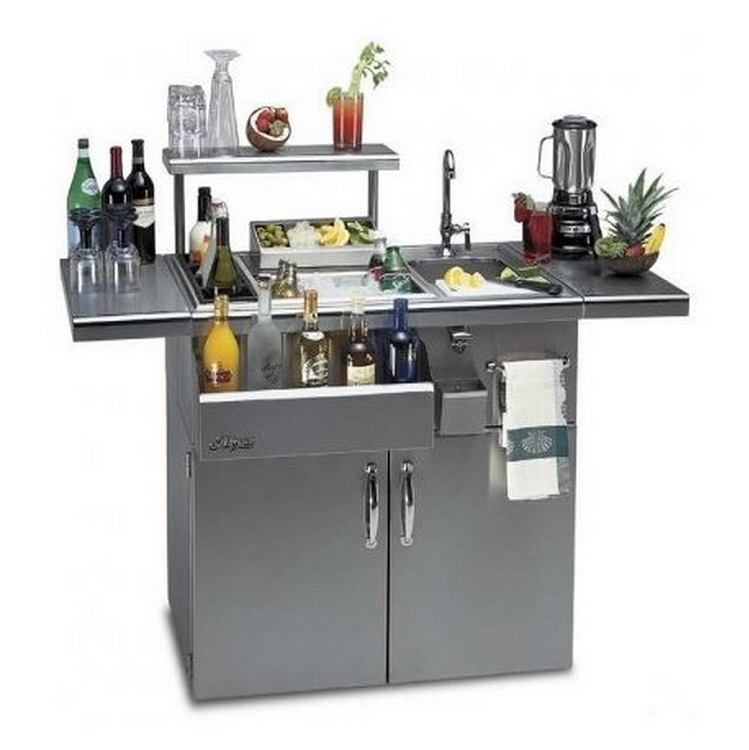 Alfresco 42 Inch Refrigerated Bartender