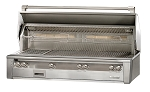 Alfresco LXE Series 56 Inch Standard All Grill - NG
