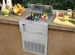 Alfresco LXE Series 24 Inch Built In - Drop In Refrigerator