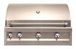 Artisan 36 Inch Propane Gas Grill w/Lights and Rotisserie