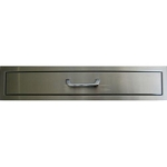 BBQ Island 30 X 4 Inch Storage Drawer - 260 Series