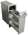 BBQ Island Pull-out Spice Rack - 260 Series