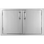 BBQ Island 36 Inch Double Access Doors - 260 Series