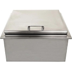BBQ Island 18 Inch Drop In Cooler - 260 Series