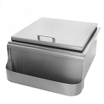 BBQ Island 24 x 24 Inch Slide in Cooler