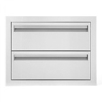 BBQ Island 350 - 17x12.5 Double Access Drawer