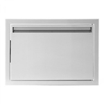 BBQ Island 350 - 17x24 Single Access Horizontal Door