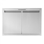 BBQ Island 350 - 350 30X19 Double Access Door