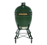 Large Big Green Egg with Nest & Plate-Setter - Demo Unit
