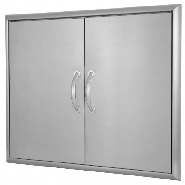 Blaze 32 inch double access doors for 32 inch double doors