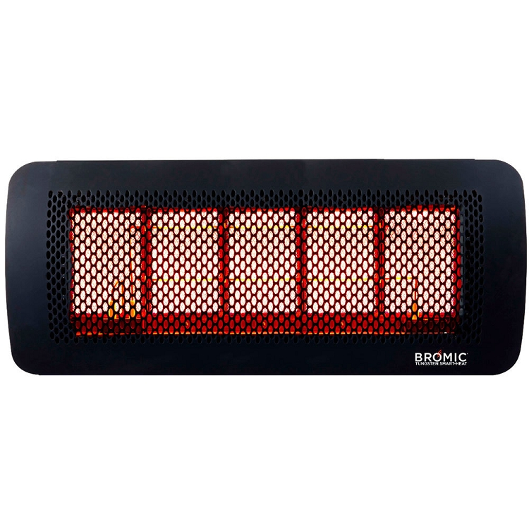 Bromic 500 Tungsten Patio Heater Natural Gas