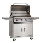 Bull Lonestar Select Grill on Cart - NG