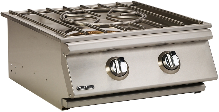 Bull Natural Gas Power Burner with Stainless Steel Lid
