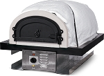 Chicago Brick Oven 750 Bundle Gas Hybrid