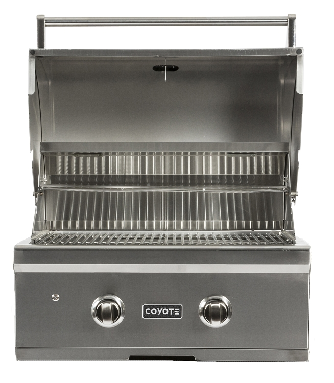 Coyote 28 inch c series natural gas grill for Coyote outdoor grill reviews