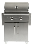 Coyote 28 Inch C-Series Natural Gas Grill on Cart