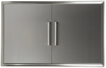 Coyote 39 Inch Double Access Door