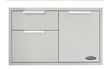 "DCS Built-In 36"" Access Drawer"
